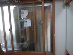 O様邸内窓(YKKプラマード)取付工事(兵庫県・西宮市)