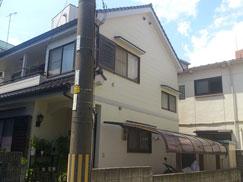 N様邸 外壁塗装工事(兵庫県・宝塚市)