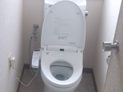 K様邸 トイレ取替工事(兵庫県・神戸市)