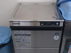 業務用食洗機設置工事(兵庫県・西宮市)