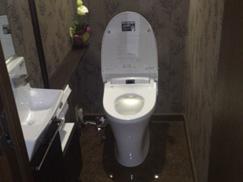 K様邸 トイレユニット工事(兵庫県・神戸市北区)