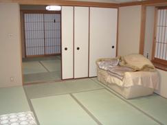 襖(ふすま)工事(兵庫県・西宮市)